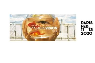 PREMIERE VISION PARIS: 11-13 FEBBRAIO 2020 stand COLORTEX hall 3 E 13