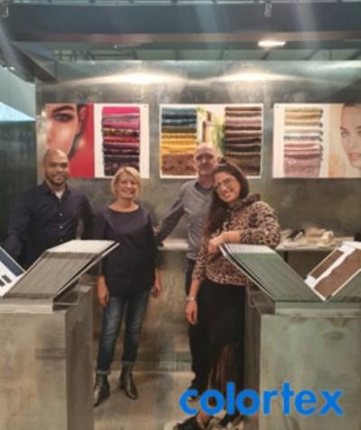 Michael C., Anja,    Michael S.  e Victoria - Colortex